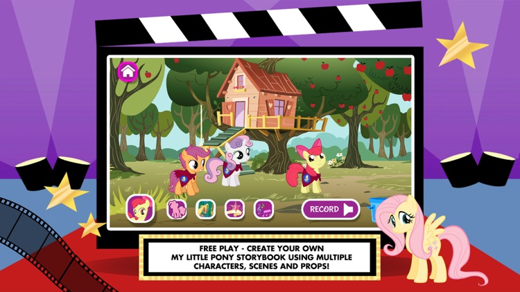 My Little Pony: Story Creator screenshot-3