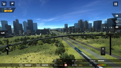 Train Simulator PRO 2018 screenshot 3