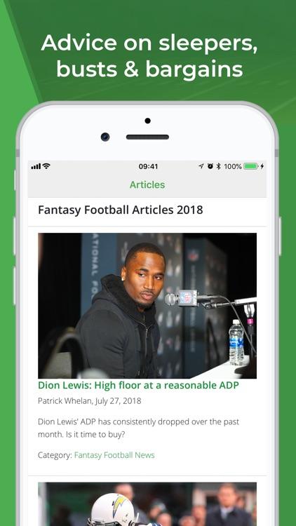 FFC Fantasy Football screenshot-6