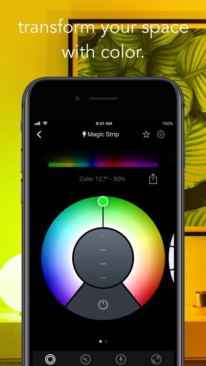 LIFX screenshot-1