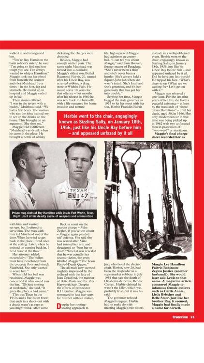 True Crime Magazine screenshot-3