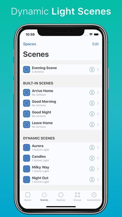 Spaces for HomeKit screenshot-6