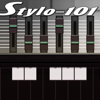 Rob Wilmot - Stylo-101 (Stylophone+SH-101) アートワーク