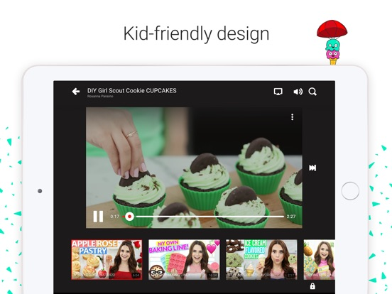 Screenshot #5 for YouTube Kids