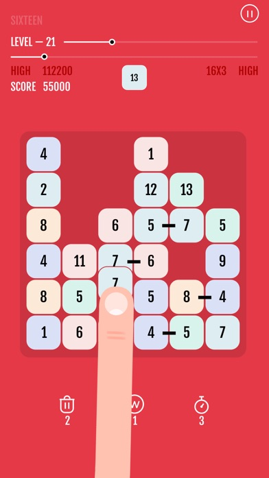 Sixteen The Puzzle screenshot 2
