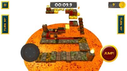 Little Totem Raider screenshot two