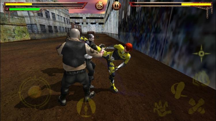 Fighting Tiger screenshot-0