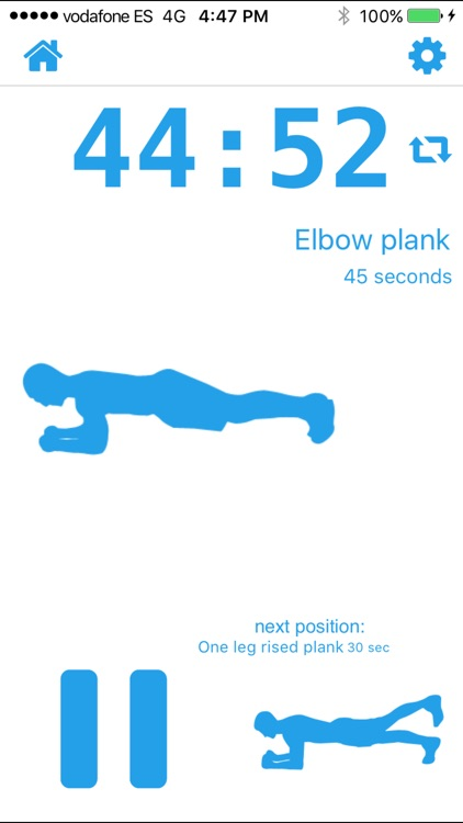5 Minute Plank Calisthenics screenshot-2