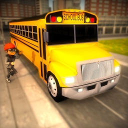 Crazy School Bus Driver 2018