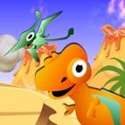 QCat - dinosaur park game icon