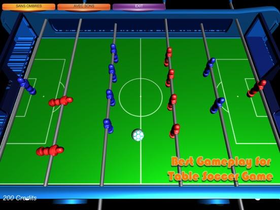 Table Soccer Foosball Pro screenshot 6