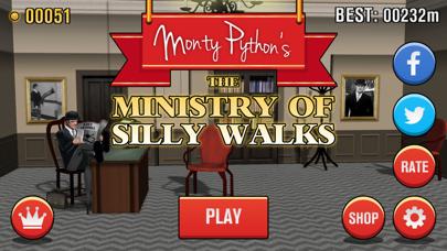 Monty Python's Silly Walks