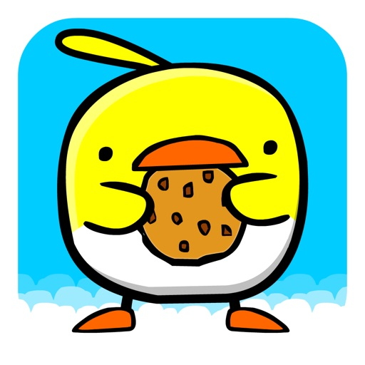 Cookie Bird Fall