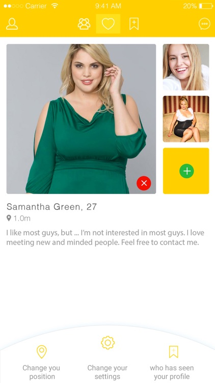 Bbw girl dating app
