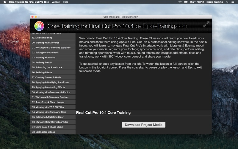 Core Training for FCP 10 4 | App Price Drops