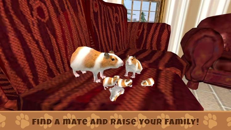 Guinea Pig Simulator Game
