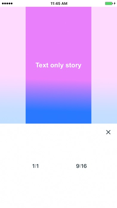 Text Only for Instagram Screenshots