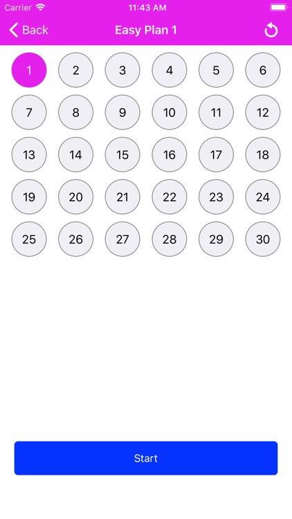 30 Day Butt Workout & Fitness screenshot-3