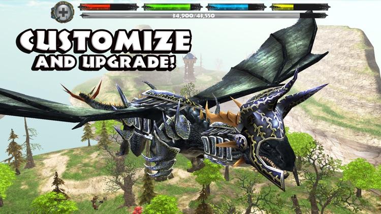World of Dragons: 3D Simulator screenshot-3