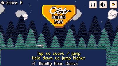 Screenshot 1 Cat Runner 2018