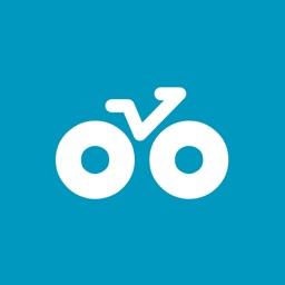 KobOO - rent a bike in 3 clicks!