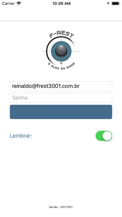 FRest Gestão screenshot one