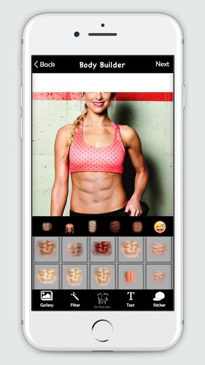 Make Me : Body Builder screenshot-3