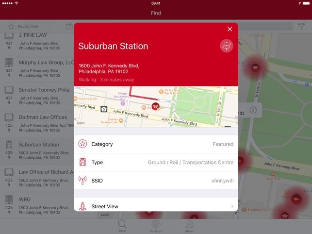 XFINITY WiFi Hotspots on the App Store