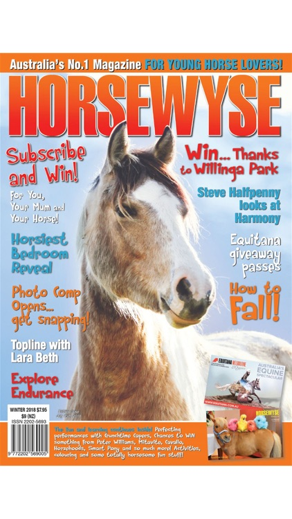 Horse Wyse Magazine