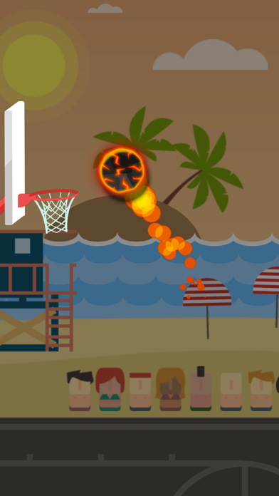Tap Dunk - Basketball screenshot 2