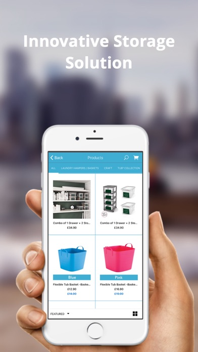 LifeStory Global Shopping App screenshot three
