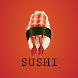 Sushi Oishii Stickers