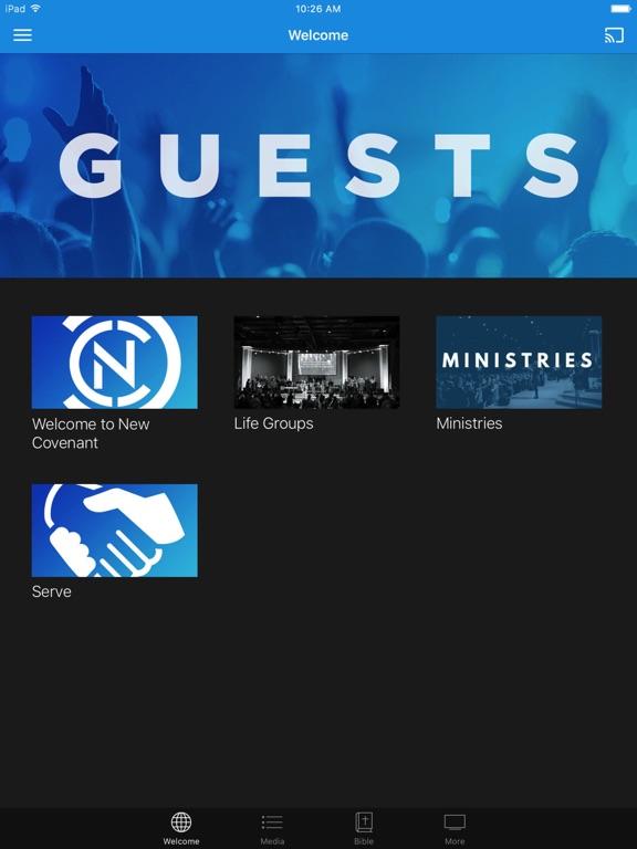 New Covenant Church - Texas screenshot 4