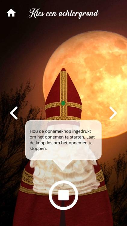 Bericht van de Sint