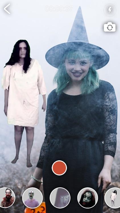 Halloween Create video jokes screenshot-4
