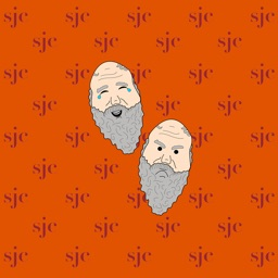 Philosophy Stickers: Socrates