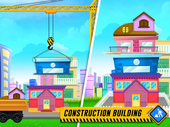 Little Builder - Building game screenshot 9