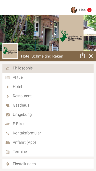Hotel Schmelting Reken screenshot 2