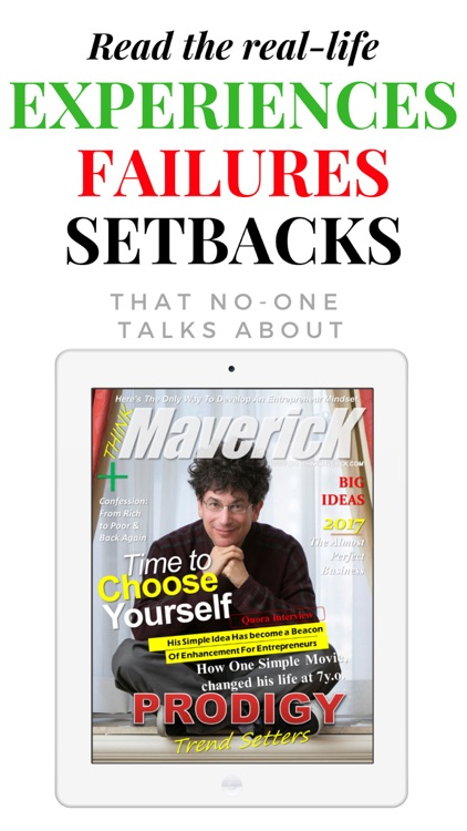 ThinkMaverick Entrepreneur Mag screenshot-3