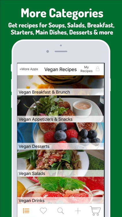 Vegan Recipes - Eat Vegan screenshot-2