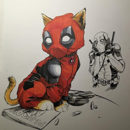 Unique Wallpapers for Deadpool