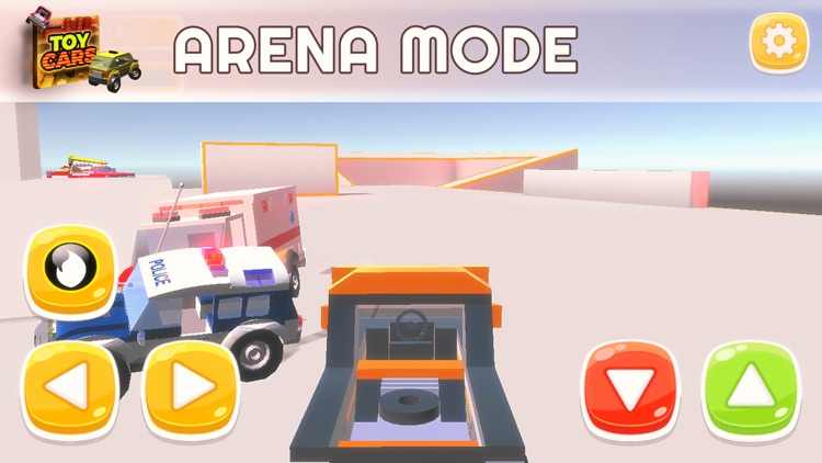 Toy Cars Racing