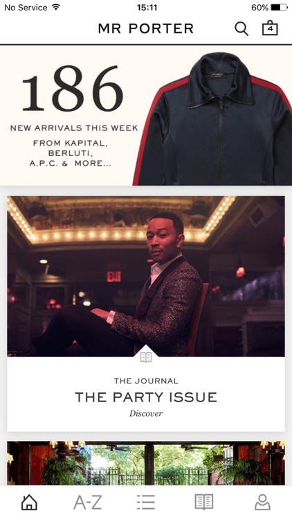 MR PORTER | Luxury Fashion
