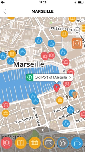 Marseille Travel Guide fline on the App Store