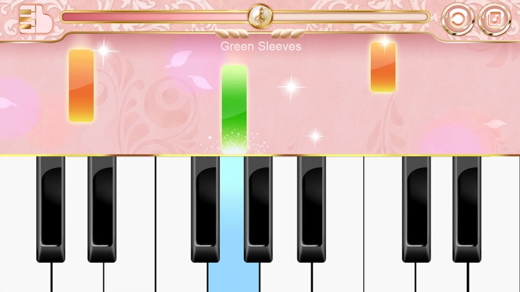 Piano Pink Master - Color Tile