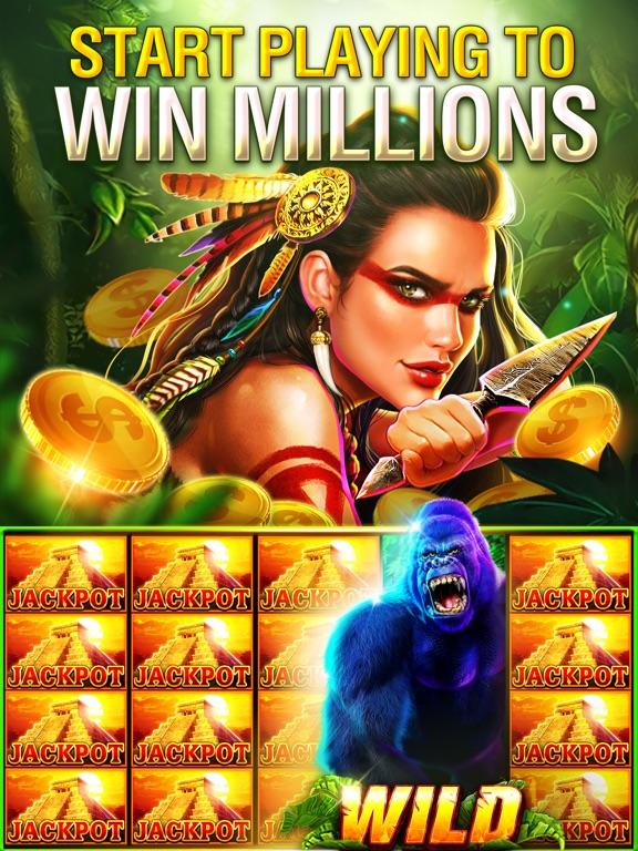 DoubleU Casino: Vegas Slots iPad