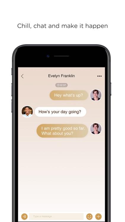 chill dating app