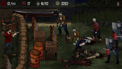 Zombie Trespass: Apocalypse screenshot two