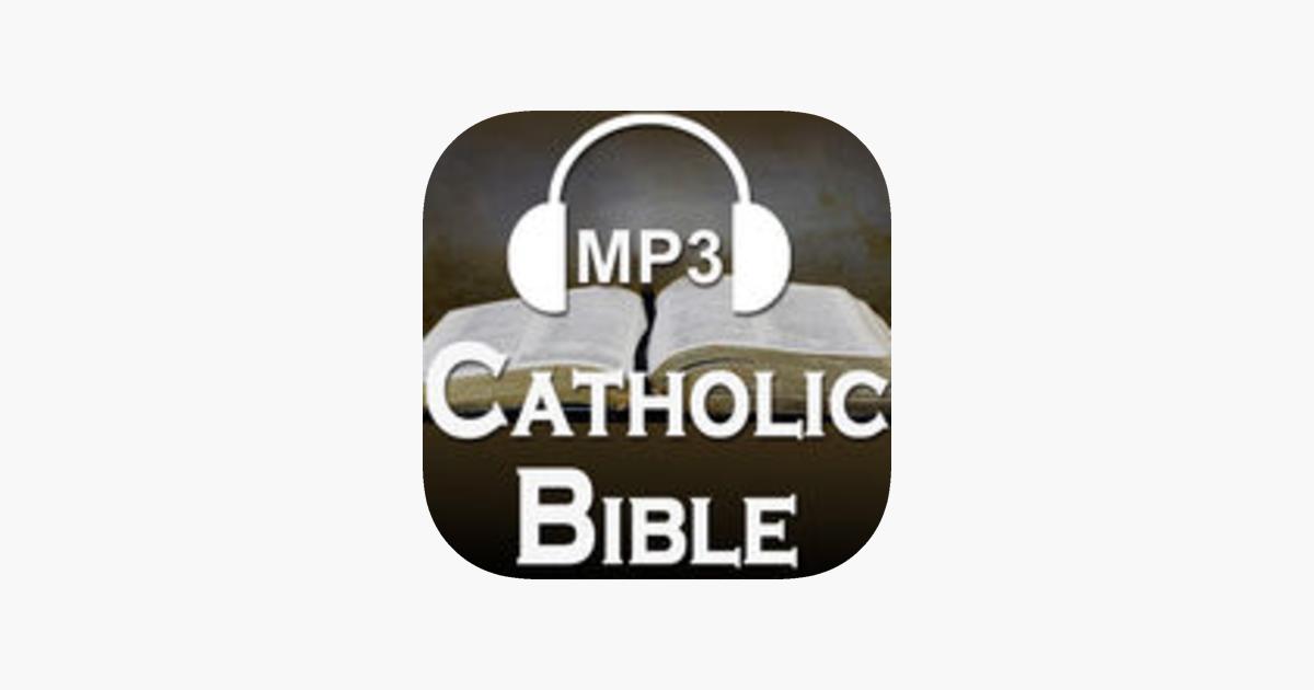 Audio Catholic Bible on the App Store