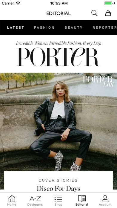 Download NET-A-PORTER: Designer Clothes for Pc